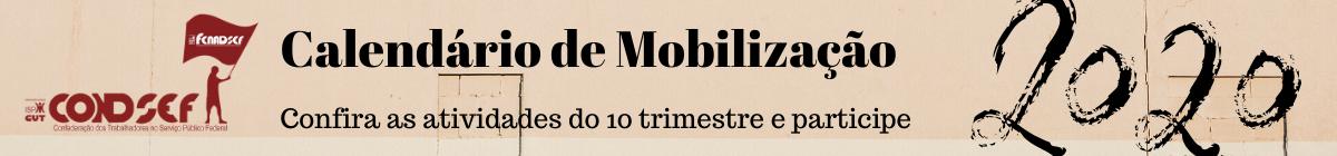 Calendário Mobilização (1o Trimestre)