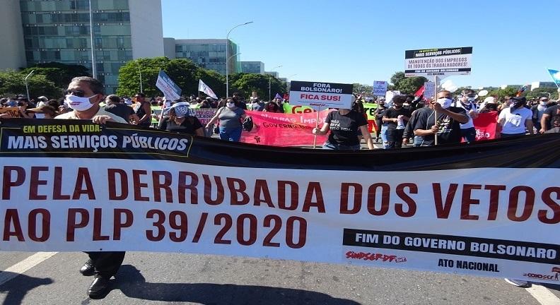 7 de junho: Todos juntos pela democracia e os direitos!