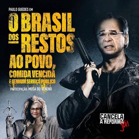 Cancela a Reforma