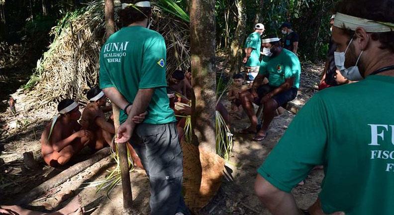 Após combater mineração ilegal, coordenador da Funai é demitido