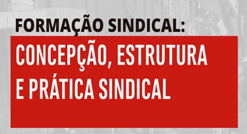 Atividades de Formação Sindical de 2020 inciam no dia 17 de fevereiro