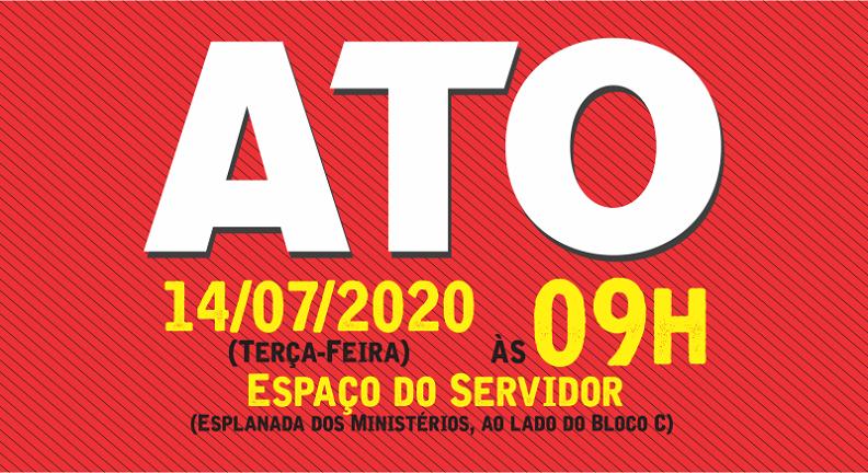 Ato pelo fim do governo Bolsonaro