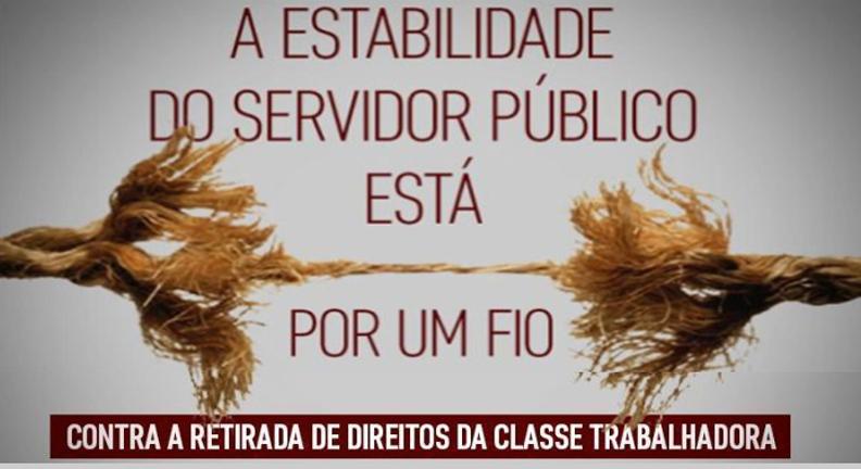 Bolsonaro prepara PEC para acabar com estabilidade do servidor e reduzir salário