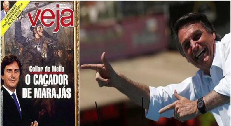 Bolsonaro reedita Collor e chama serviço público de