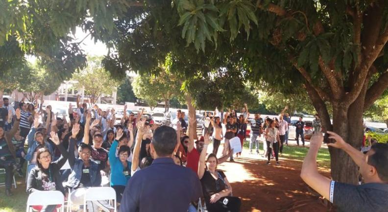 Brasília rejeita proposta mediada pelo TST