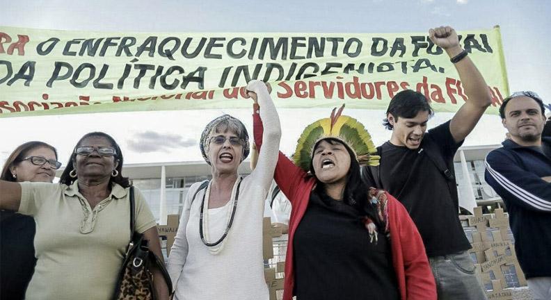 Com indígenas sob ameaça, servidores denunciam más condições na Sesai e Funai
