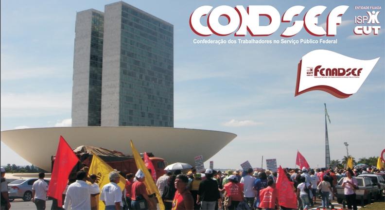 Condsef/Fenadsef convoca CDE para discutir conjuntura do setor público
