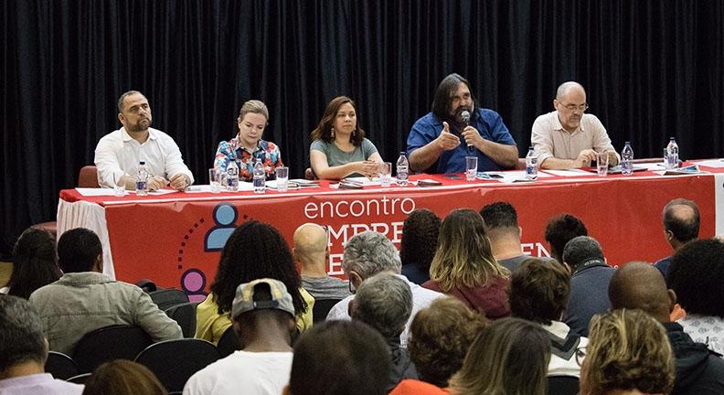 Condsef se reúne com chilenos e argentinos para enfrentar neoliberalismo