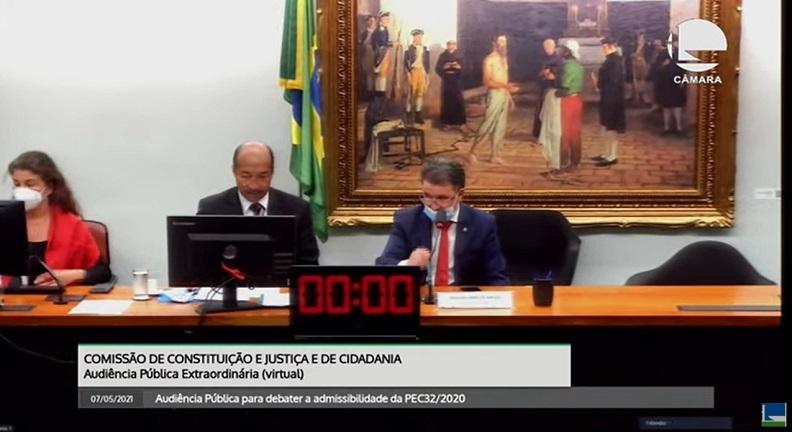 Condsef/Fenadsef vai a CCJ debater reforma Administrativa