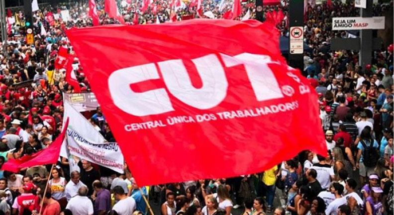CUT convoca ato no dia 30, em Brasília, por soberania, direitos e empregos