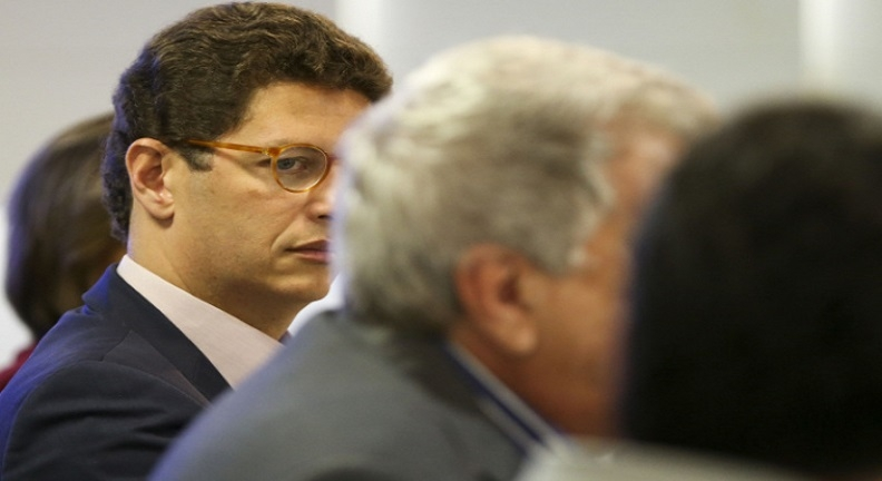 Delegado que denuncia Salles por desmatamento no STF é demitido