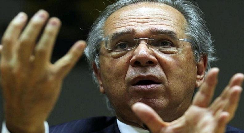 Desmonte do Banco do Brasil é compromisso de Guedes: 'Tem de vender essa p*logo'