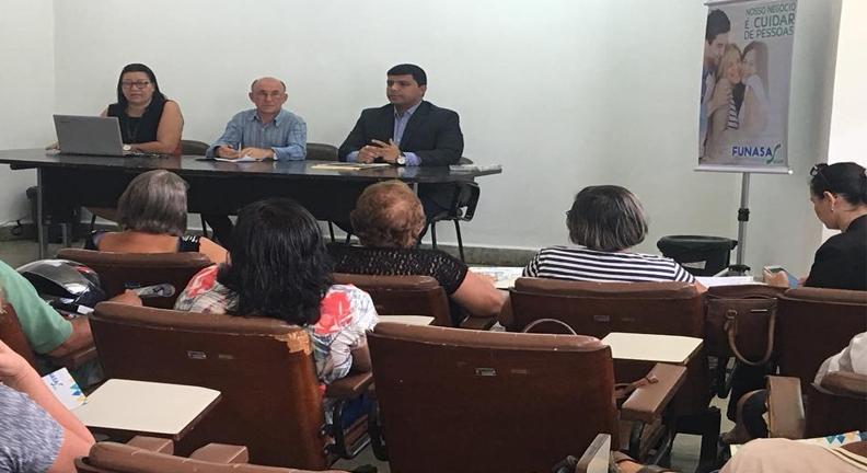 Direção vai a Alagoa Grande repassar informes jurídicos e sobre plano de saúde