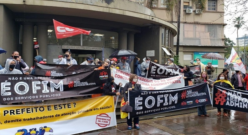 Pressão do movimento sindical faz governo acenar com reajuste para os servidores