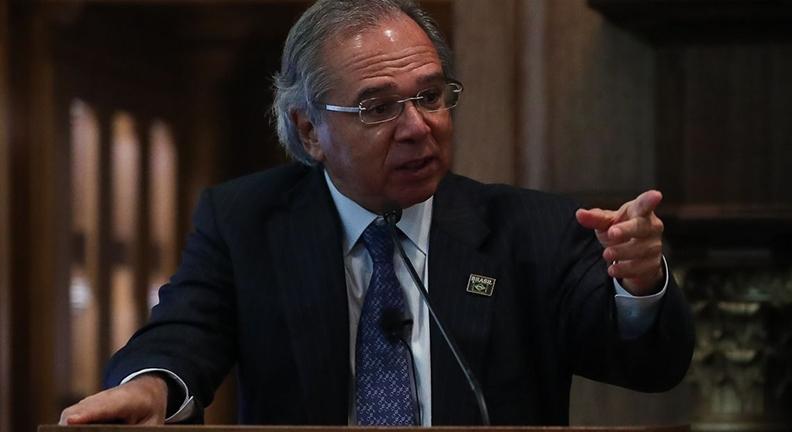 Em vídeo, Paulo Guedes promete vender todo o patrimônio público brasileiro