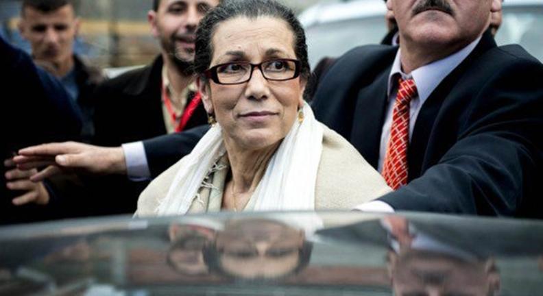 Entidades exigem libertação de Luisa Hanune
