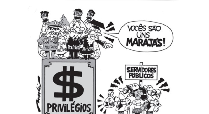 Governo Bolsonaro volta a articular a redução de salários e demissão de servidor