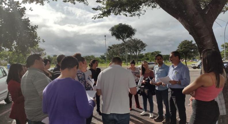 Imbel: Trabalhadores do DF aprovam pauta de reivindicações