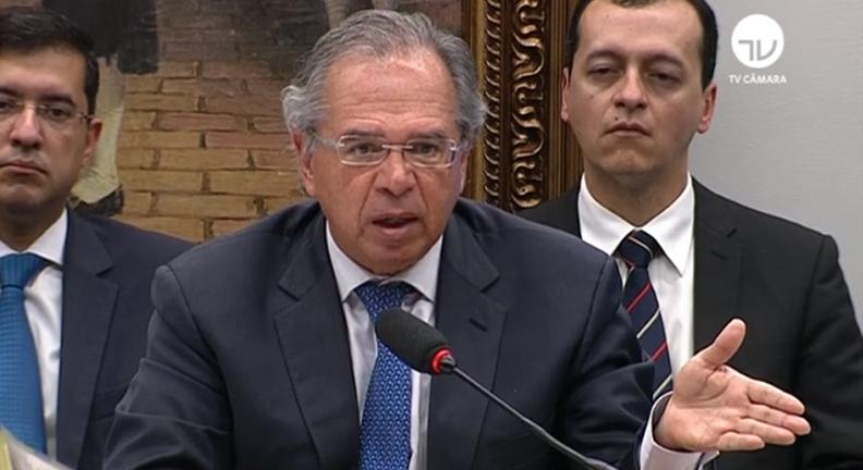 Investigado pelo TCU e sem dar detalhes sobre PEC 6/19, Guedes decepciona na CCJ