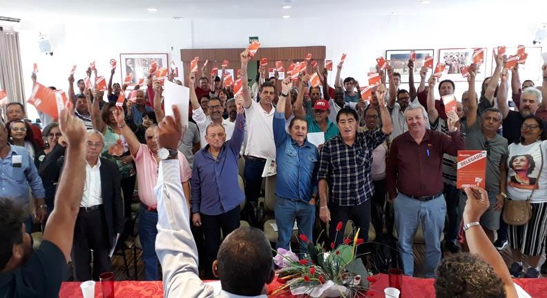 Maioria dos servidores federais aprova greve em 18 de março