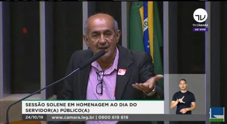 Pedro Armengol: os ataques ao serviço público são um problema de toda sociedade