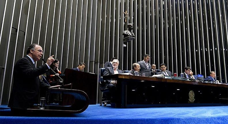 Plenário conclui votação do primeiro turno da reforma da Previdência