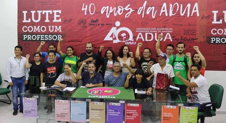 Recriado, Fórum em Defesa do Serviço Público realizará atos no Amazonas
