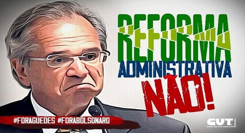 Reforma administrativa prejudicará servidores e toda população brasileira
