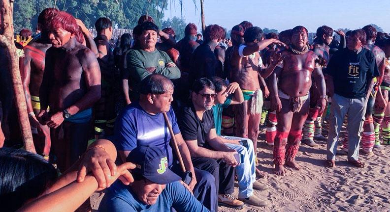 Representantes da Funai e dos povos indígenas condenam ações do governo
