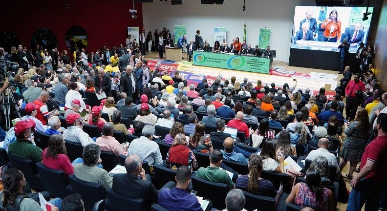 Secretário-geral intima servidores: 'Vamos responder Guedes nas ruas'
