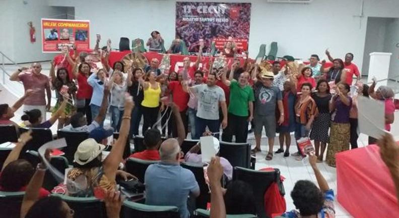 Servidor federal é novo presidente da CUT no Maranhão