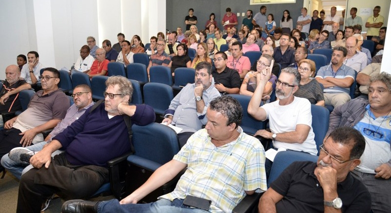 Servidores da CNEN lutam contra o corte do Adicional de Insalubridade