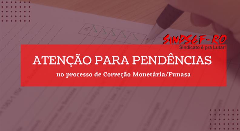 Sindsef convoca beneficiários com pendências em processo de Correção Monetária