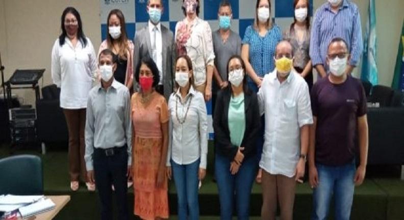 Sindsep-MA participa de reunião para a criação do Fórum Estadual de Enfermagem