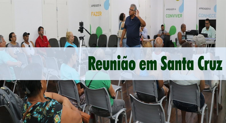 Sinfa-RJ leva atendimento do IR e fará reunião em Santa Cruz dia 16/04