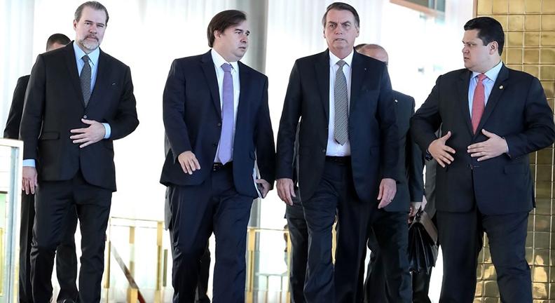 STF, Legislativo e Executivo se unem contra o povo brasileiro