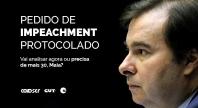Vídeo de reunião ministerial reforça pedido de impeatchment