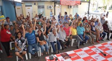 12º Congresso do Sintsef/CE mobiliza 3.000 filiados na luta contra o golpe