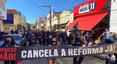 #28Out: Atividades contra PEC 32 vão marcar Dia do Servidor em todo o Brasil