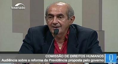 Armengol:É preciso derrubar narrativa de 'reforma'. Proposta destrói Previdência