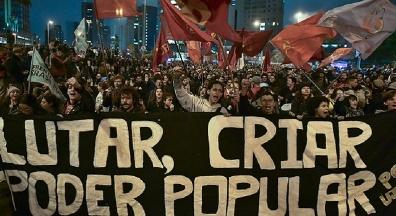 Às vésperas da Greve Geral, centrais apostam na unidade contra Bolsonaro