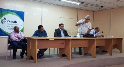 Assembleia na Conab discute formas de reaver tempo de serviço dos anistiados