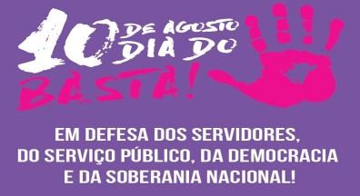 Assembleia Geral nesta quarta-feira convocará base do Sintsef-BA ao Dia do Basta