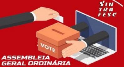 Assembleia Geral Ordinária Online
