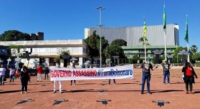 Ato #ForaBolsonaro exige expansão dos serviços públicos e vidas acima do lucro