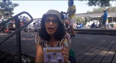 Atos do Dia Internacional das Mulheres em Porto Alegre continuam nesta segunda
