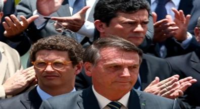 Bolsonaro e Mourão trabalham para esvaziar poder do Ibama e do ICMBio