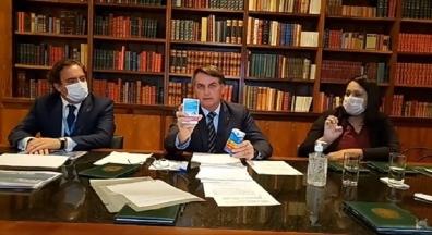 Brasileiros acreditam que Bolsonaro é maior responsável por mortes por Covid-19