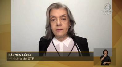 Cármen Lúcia vota pelo deferimento de medida cautelar contra MJ