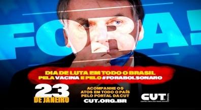 Carreatas por Fora Bolsonaro estão confirmadas em várias cidades em todo o país